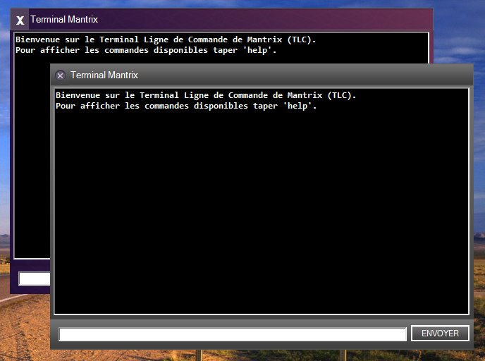 Mantrix Edition Red Serveur - Operating System Projet [2eme partie] - Page 6 Degrad10
