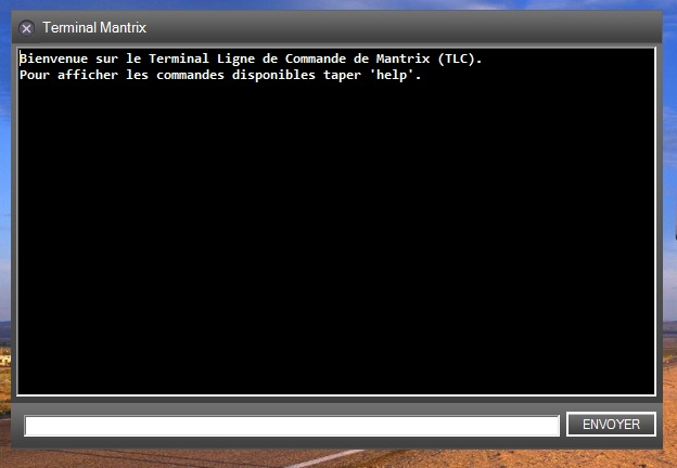 Mantrix Edition Red Serveur - Operating System Projet [2eme partie] - Page 6 Grisol10