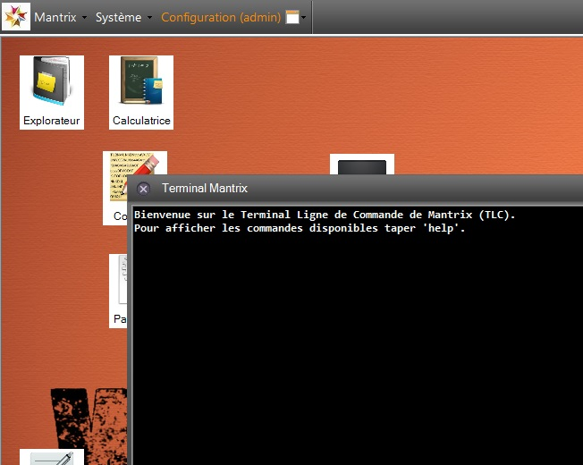 Mantrix Edition Red Serveur - Operating System Projet - Page 37 Icones15