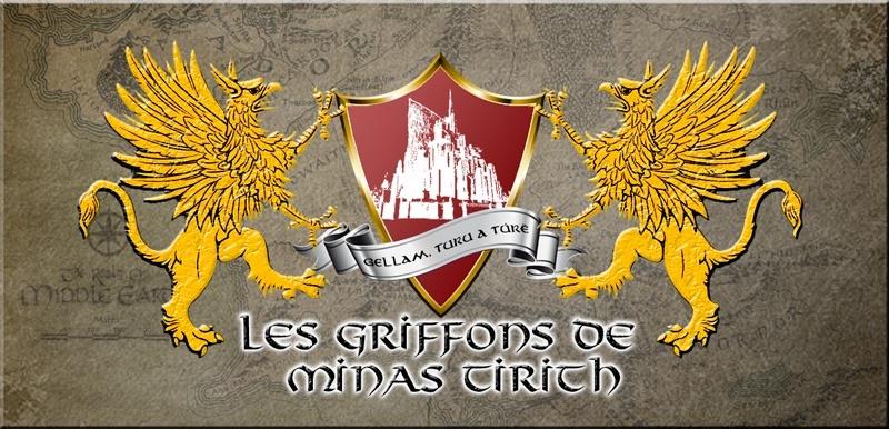 Les Griffons De Minas Tirith