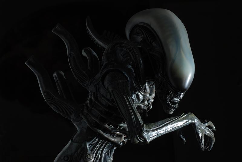 Collection n°490 : zezedaz - ALIEN & PREDATOR Alien_25