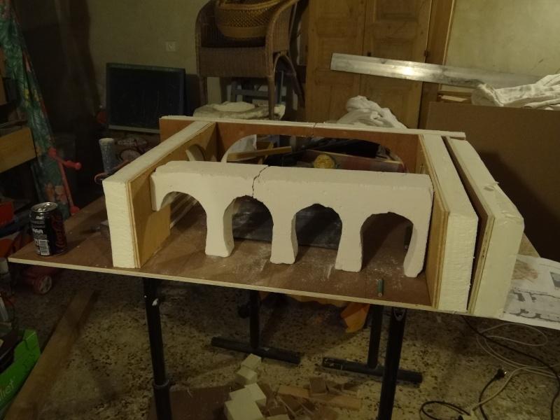 Palais de Jabba maquette  Dsc05011
