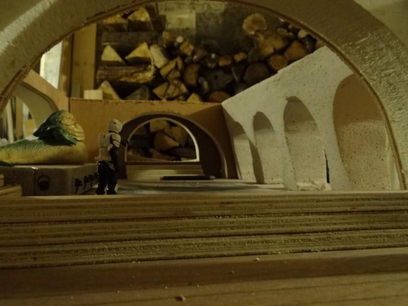 Palais de Jabba maquette  Dsc05013