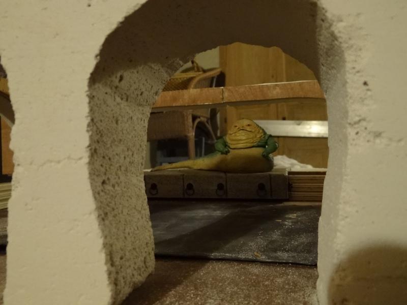 Palais de Jabba maquette  Dsc05014