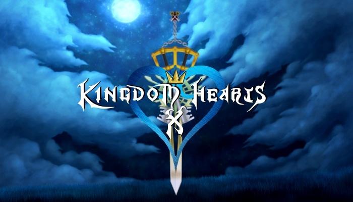Kingdom Hearts X (kie)