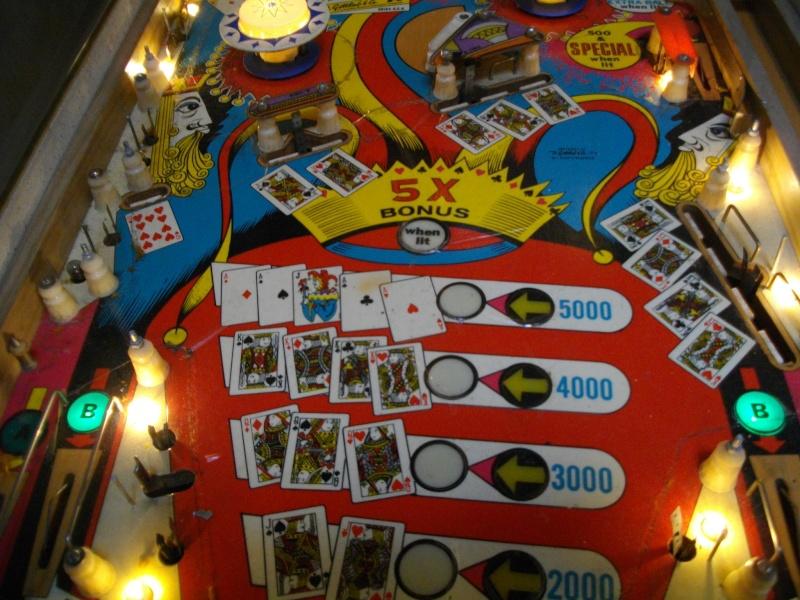 flipper joker poker systéme 1 en panne - Page 2 Imgp0533