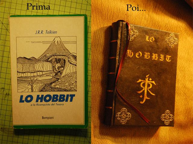 Libri e diari Medieval Style 1 Hobbit12