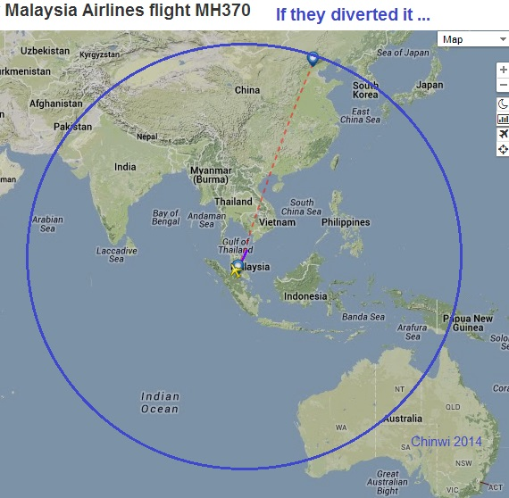 What happened to Malaysian flight 370?  Mh370_10