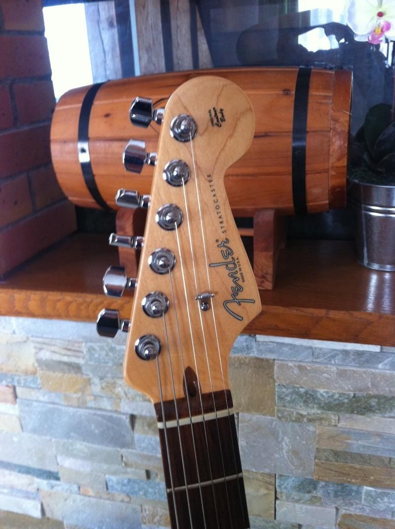 Strat AM HSS Guitar20