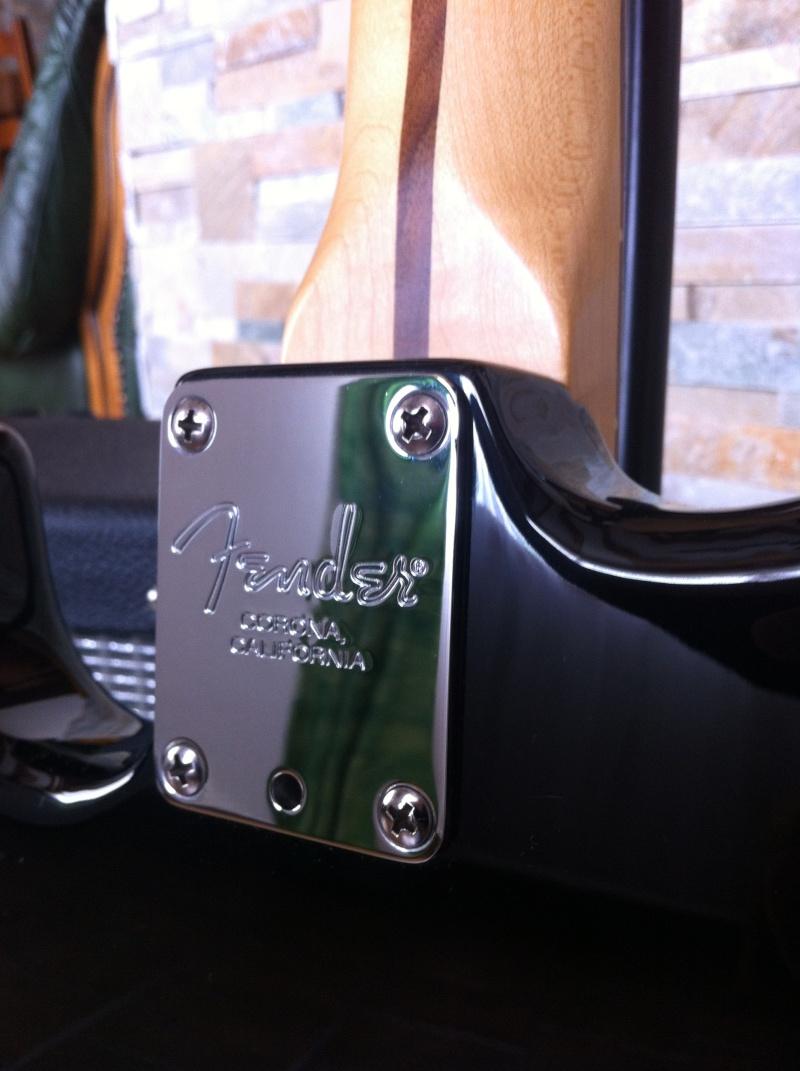 Strat AM HSS Guitar21