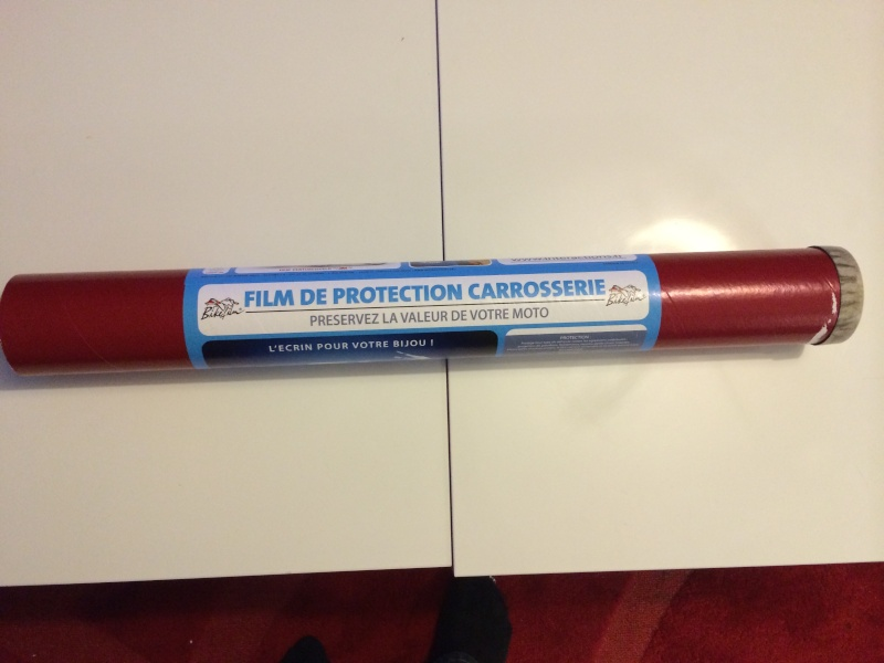 Film de Protection - BikeFilm pour Quadro 350 Fr_12410