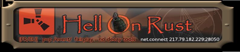 HellOnRust