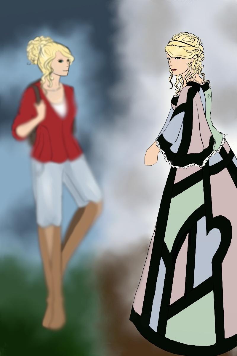 [ Dessins ] Mes délires (Dessins VDF) - Page 3 Emma_211
