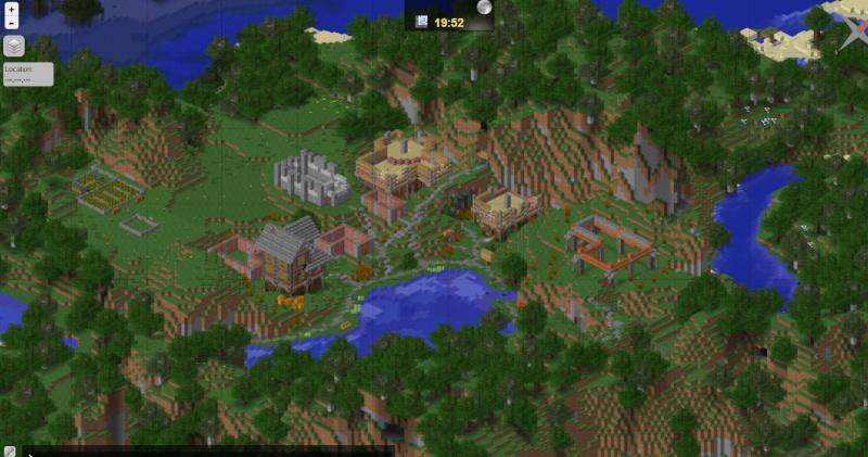 Projet de Village Communautaire Map210
