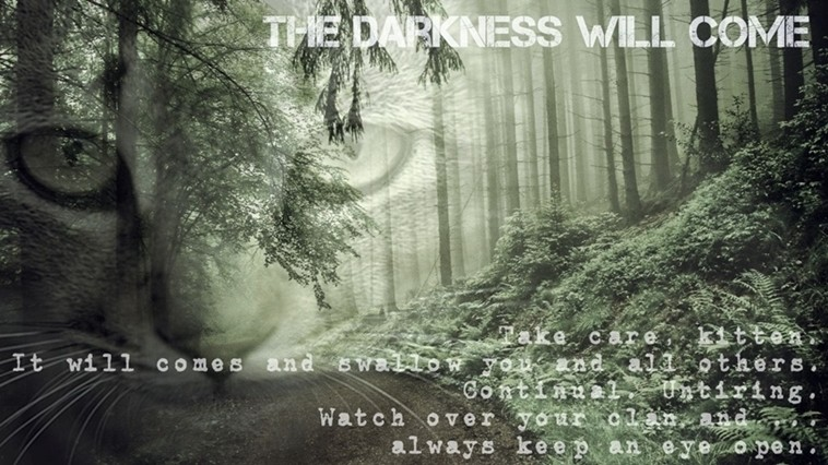 The Darkness will come - Warrior Cats Befunk10