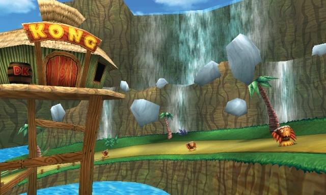 Mario Kart 7 Time Trial - DK Jungle; Won by Cap'n Pancakes Dk_jun12