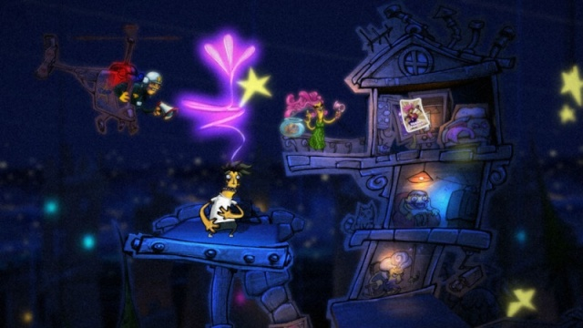 Stick it to the Man (Wii U eShop) Review Sticki13
