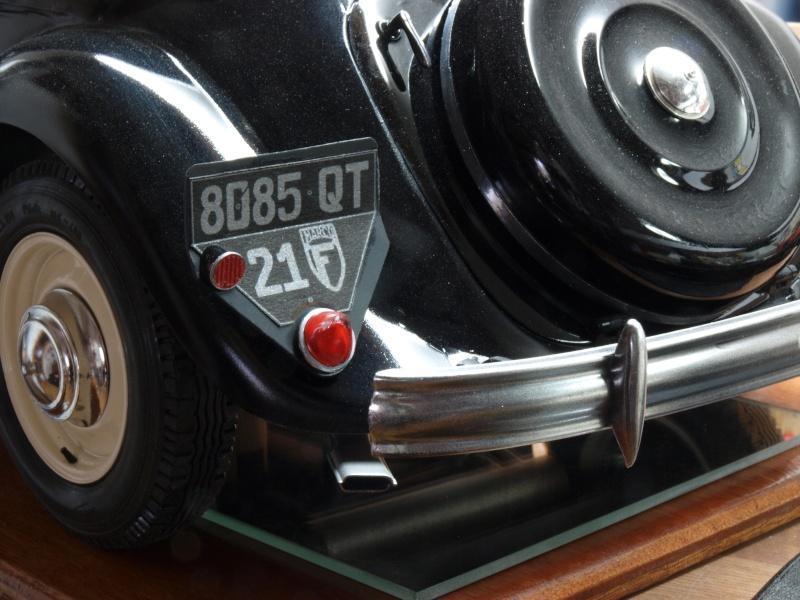 La Citroën Traction 15cv au 1/8ème P1012512