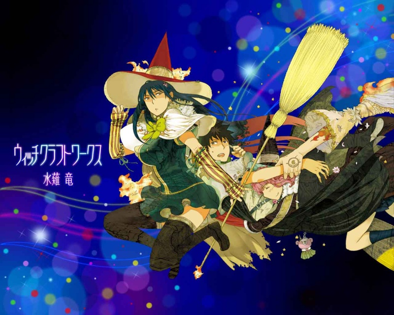 Witch Craft works in 720p 20121113