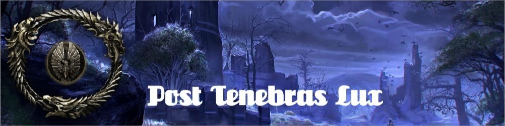 TESO - Post Tenebras Lux