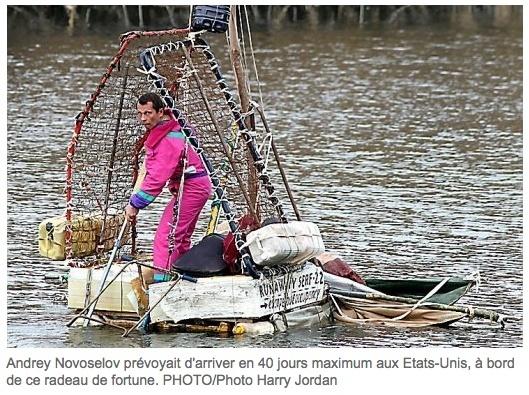 Un réfugié Afghan tente de traverser la Manche sur un radeau de fortune Image_27