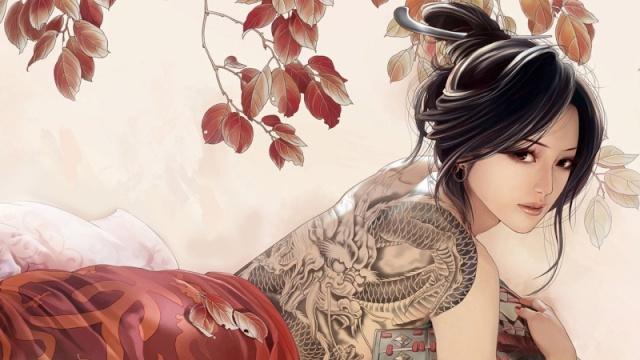 Chizu Ryuukyuuden  Japane11