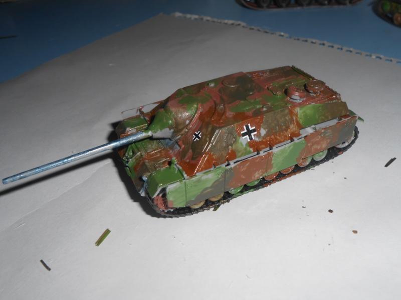 jagdpanther - Maquettes au 1/76: Panzer II, JagdPanther et A-34 Comet Dscn1213