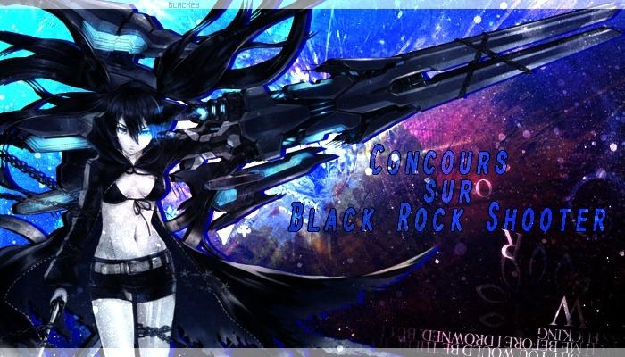 [GRAPHISME] Black Rock Shooter Header14