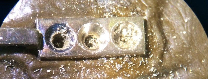 Pendentif 3 Diamants serti grains Photo_14