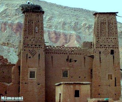Amazigh - voila pourquoi l'Amazigh reste ancré a sa montagne Boutag10