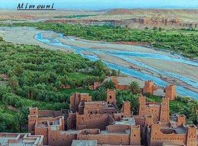 Amazigh - voila pourquoi l'Amazigh reste ancré a sa montagne Kasbah10