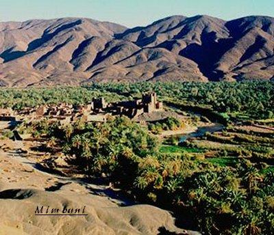 Amazigh - voila pourquoi l'Amazigh reste ancré a sa montagne Nature10