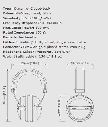 [AN] Cuffie Superlux HD-660 Hd66010