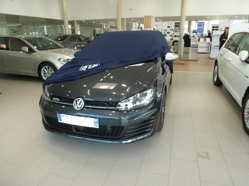 Golf 7 GTD DSG 5P Gris Carbone P1120115