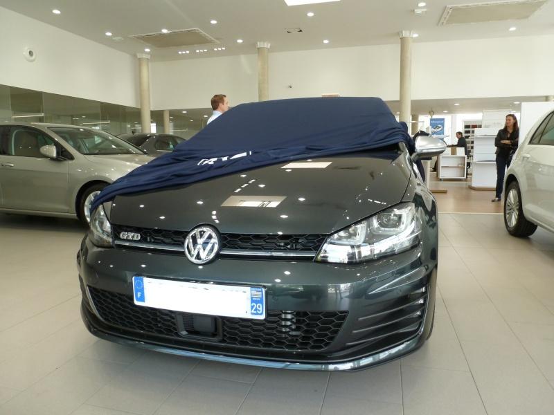 Golf 7 GTD DSG 5P Gris Carbone P1120116