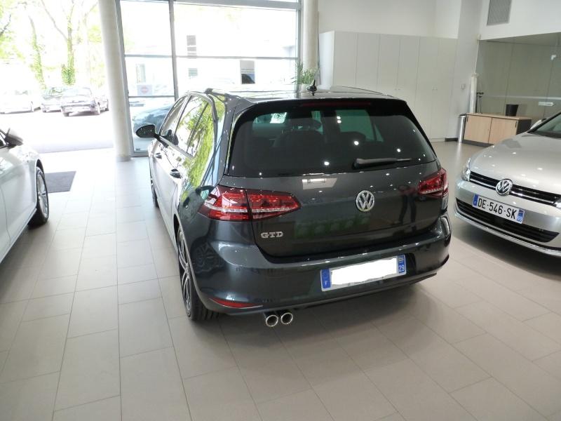 Golf 7 GTD DSG 5P Gris Carbone P1120118