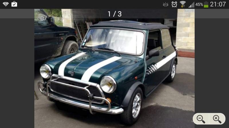 Mini Racing Green 1986 Screen11