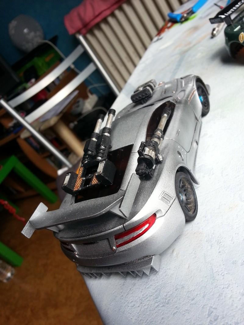 "Aston Martin DB9 façon ""Mad Max"" 20140412"