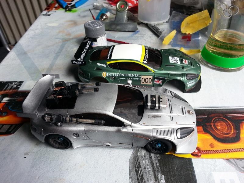 "Aston Martin DB9 façon ""Mad Max"" 20140413"