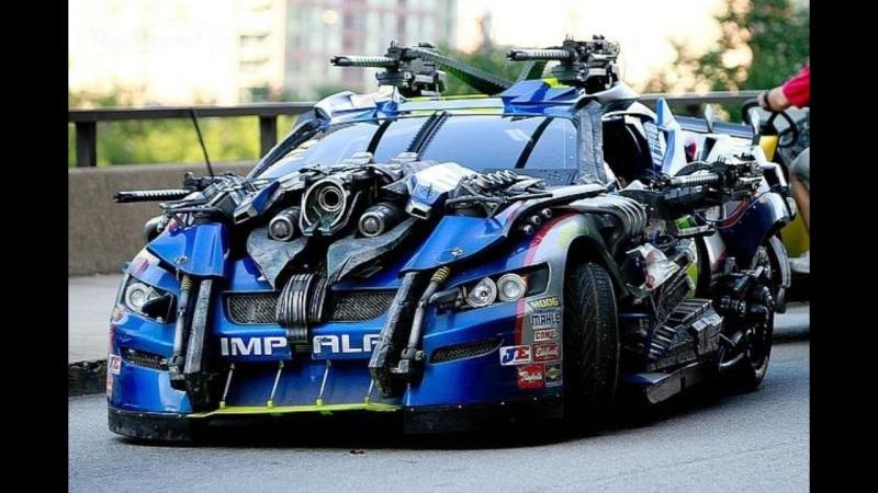 "Aston Martin DB9 façon ""Mad Max"" Screen10"