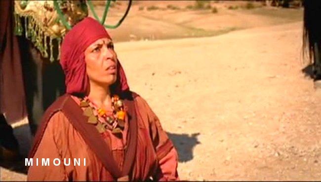 Les dernieres minutes de la vie de Kahena la Dihya Amazigh Mimoun13