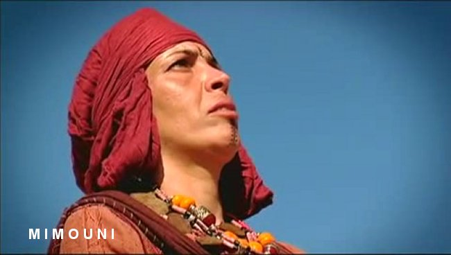 Les dernieres minutes de la vie de Kahena la Dihya Amazigh Mimoun14