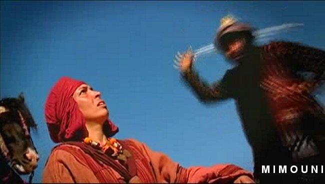 Les dernieres minutes de la vie de Kahena la Dihya Amazigh Mimoun15