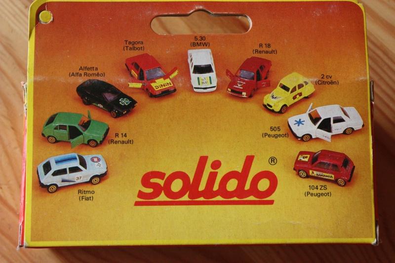 Miniatures : la gamme SOLIDO Img_4034