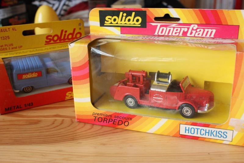 Miniatures : la gamme SOLIDO Img_4035