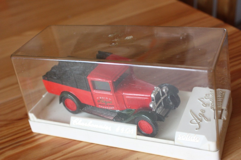 Miniatures : la gamme SOLIDO Img_4036