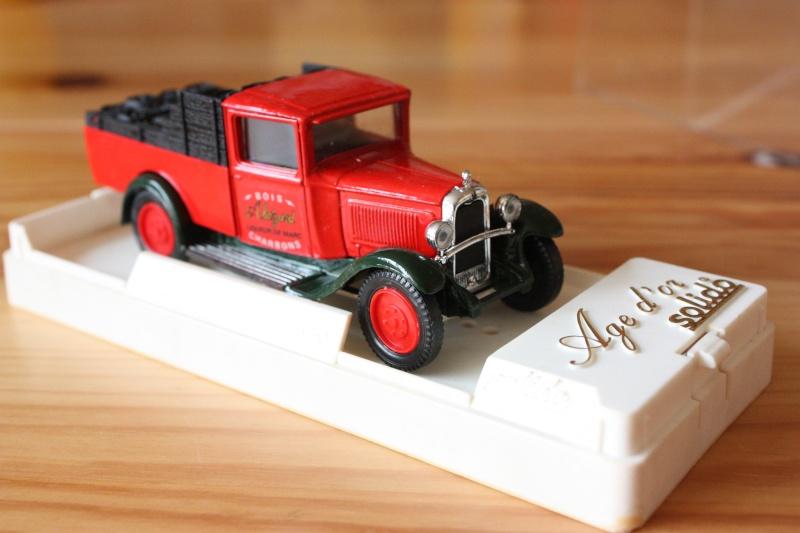 Miniatures : la gamme SOLIDO Img_4037