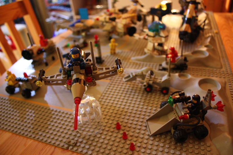 [LEGO] : ESPACE - SPACE - Page 5 Img_4051