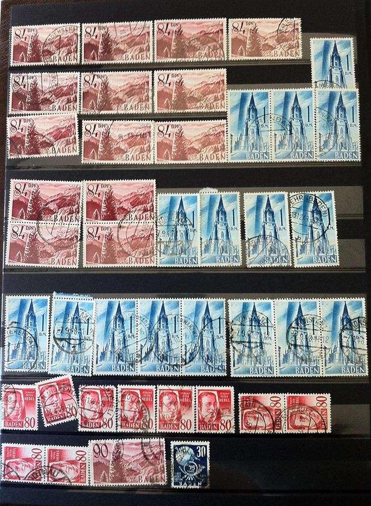 Kleine Sammlung deutscher Briefmarken abzugeben Img_1614