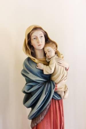 Veliki požar u svetištu u Mariji Bistrici! Požar 'preživio' jedino - plastični kip Gospe! 16403310